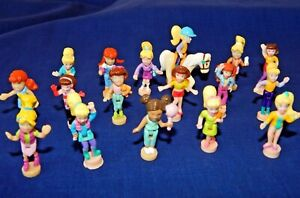 POLLY POCKET FIGURES - MATTEL - Please Choose from the List:-