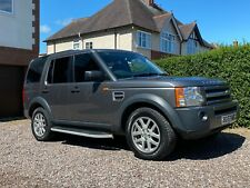 Land Rover discovery 3 TDV6 XS