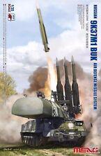Meng Model 1/35 SS-014 Russian 9K37M1 BUK Air Defense Missile System