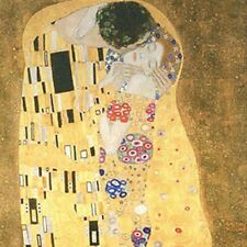 "[Ship from USA] Chamberart 1000Pcs Jigsaw Puzzles - ""The Kiss"" By Gustav Klimt"