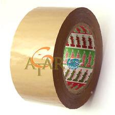 "1pc 3"" Wide 200 Meter Long Tape Wonder Brand Brown Packing Self Adhesive Tape"