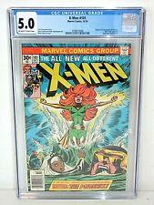 X-Men #101 - CGC 5.0 ow/w- Marvel 1976 - Origin 1st App Phoenix - Original Owner