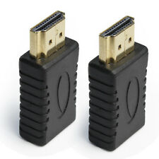 2Packs Mini-HDMI Type C Female to HDMI Male Adapter Coupler Converter Adaptor