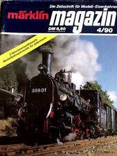 Marklin Magazine ed. DEU n°4 1990 - Tr.20
