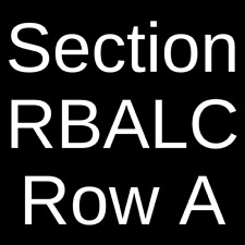 2 Tickets Charlie and The Chocolate Factory 2/12/22 Chrysler Hall Norfolk, VA