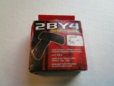 Odyssey Bicycle Brake Pads Shoes Threaded Bike Post Pair NOS