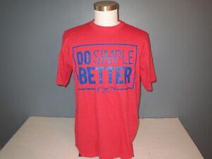 """Chicago Cubs World Series Joe Maddon """"Do Simple Better"""" T-shirt S, M, L, XL, 2XL"""