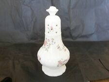 More details for vintage bone china muffineer/ sugar shaker ,rose pattern
