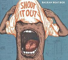 Balkan Beat Box - Shout It Out (NEW CD)