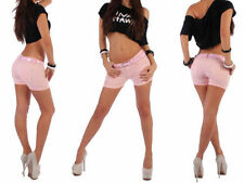 Shorts, bermuda e salopette da donna bassa in cotone taglia 42