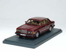 Bentley turbo r 1985-1997 - rouge red rouge rosso rood röd met. - Neo 44165 1:43
