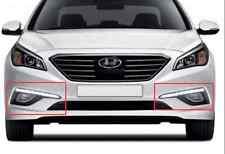 Front Fog LED DRL Daytime Driving Running For Hyundai Sonata (LF) 2015 New