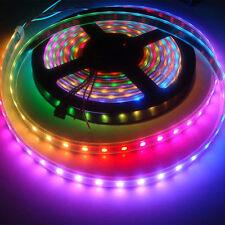 50M 10x5M Waterproof WS2812B 5050 RGB LED Strip 300Led Individual Addressable 5V