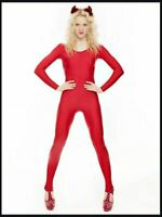 Turquoise Shiny Metallic Dance Catsuit Unitard Katz Dancwear KDC011 SECONDS