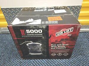 Air Lift Loadlifter 5000 Air Spring Leveling Kit 57275 2001-2010 Chevy GMC