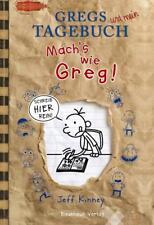 Gregs und mein Tagebuch – Mach's wie Greg von Jeff Kinney (2011, Gebundene Ausgabe)