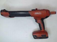 HILTI HDE 500-A18 Auto Epoxy Gun w/18v battery