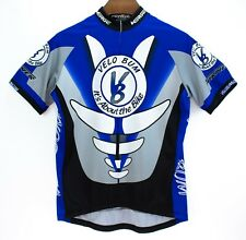 Verge Sport Velo Bum Mens Cycling Jersey Size Large