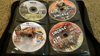 Lot of 35 PC Games Discs Only (Command & Conquer, Fable, BioShock,Civilization)