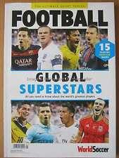 Football Global Superstars World Soccer Ultimate Sport Series Messi Ronaldo Bale