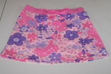 NWOT  Trendy Skirt w/Shorts  Pink and Purple  Sz 5