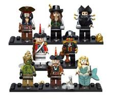 Pirates of the Caribbean Mini figures  Blocks Building Brick Toy Contruction Toy