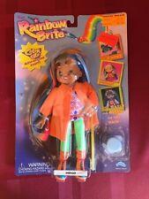 Rainbow Brite Color Glo Doll 1997 Indigo RARE NEW NIB