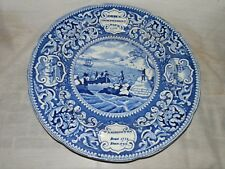"Vintage,Enoch Wood & Son,America Independent July 4,1776,10"", Dinner Plate"