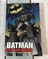 Batman - City Of Crime - Graphic Novel - August 2006 - UK FREEPOST