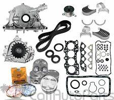 FITS: 99-01 HONDA CR-V 2.0L DOHC 16V B20Z2 ENGINE REBUILD KIT (METAL GASKET)
