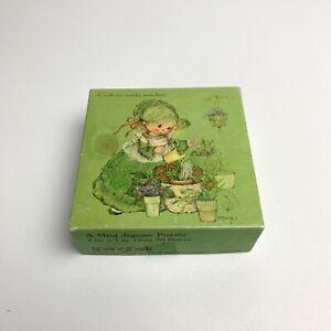 Vintage Springbok Mini Jigsaw Puzzle. Hallmark 1977 Kindness Works Wonders, Mary