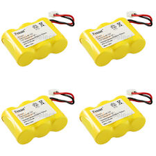 4x NEW Rechargeable Phone Battery for Vtech VT9110 9110 80-5074-0000 8050740000