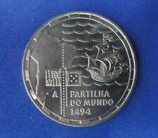 PORTUGAL 200 Escudos Gedenkmünzen 1994 KM#672  DIVIDING UP THE WORLD