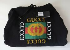 New Gucci Hoodie Mens Size Medium 100% Authentic