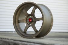 Aodhan AH08 18x8.5 +35 5x100 Bronze (Set of 4)