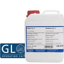 CATALIZZATORE GL2 PER RESINA  EPOSSIDICA L  0.75Kg. LAVORABILITA' 210min.
