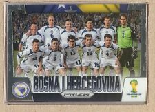 Bosna Hercegovina 5 2014 Panini Prizm World Cup Team Photo Bosnia Herzegovina