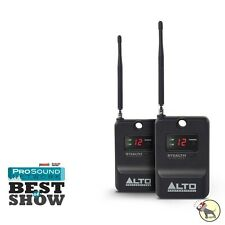 Alto Stealth Wireless System Active Powered Speaker Receiver Expander Pack Kit