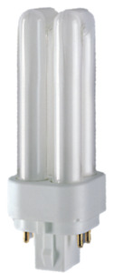 Osram Dulux D/E 26W/840 G24q-3 (4Pin) weiß