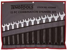 Teng Outil 6512mm 12 Pièces Kit de Clés à Combinaison 20 - 32mm In Sacoche