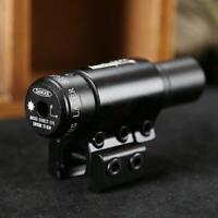 Tactical Red Laser Lazer Beam Dot Sight Scope w/Mount Pistol Rifle N3Z9 Hun I1A1
