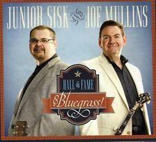 Junior Sisk, Joe Mul - Hall of Fame Bluegrass [New CD]
