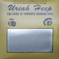 URIAH HEEP - THE LOOK AT YOURSELF SESSIONS 1971:  LTD ED ON INCA GOLD VINYL