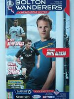 Bolton Wanderers v Newcastle United 11th August 2007 Barclays Premier League