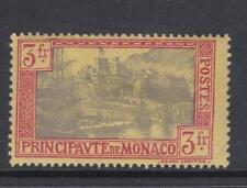 Monaco - SG 103 - m/m - 1927 - 3f - View of Monaco