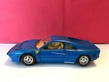 BURAGO FERRARI GTO 1984 1/24 SANS BOITE