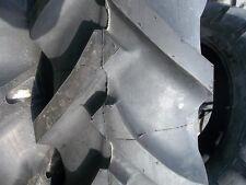 TWO 15.5x38 John Deere 4020 R 1 Bar Lug 8 ply Tractor Tires