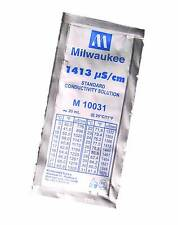 MILWAUKEE SOLUZIONE CALIBRAZIONE EC 1413 20ml calibration buffer fluid g