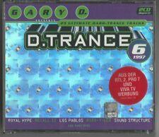 GARY D. - D.TRANCE 6 - 2 CDs + Megamix CD 1997 NEU/OVP/NEW/Sealed