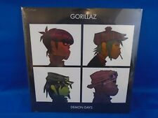 Gorillaz Demon Days 2LP New Sealed Vinyl